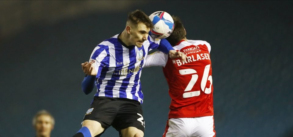 Exclusive: Palmer baffled by Liam Shaw's impending Sheffield Wednesday exit