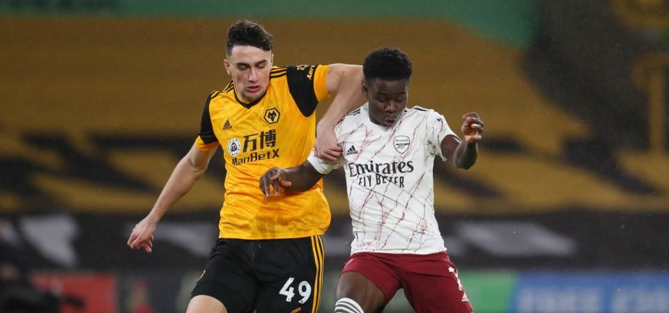 Wolves could replace Kilman with Kossounou