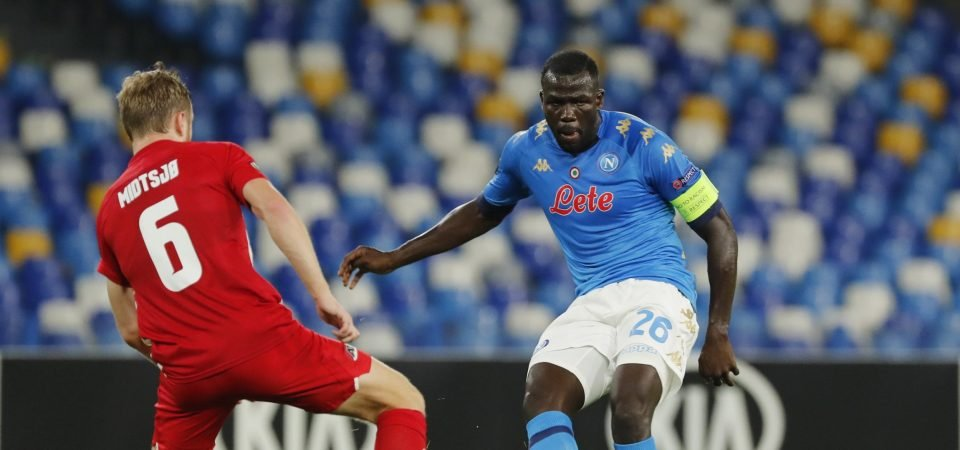 "Kalidou Koulibaly: Napoli ace ""would be interested"" in Ancelotti reunion at Everton"