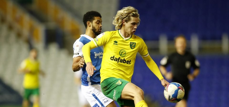 Exclusive: Ex-Norwich star makes big claim about Cantwell development