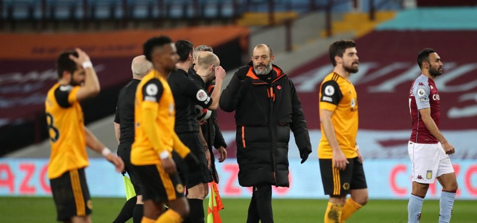 Wolves' predicted XI to face Liverpool on Monday night