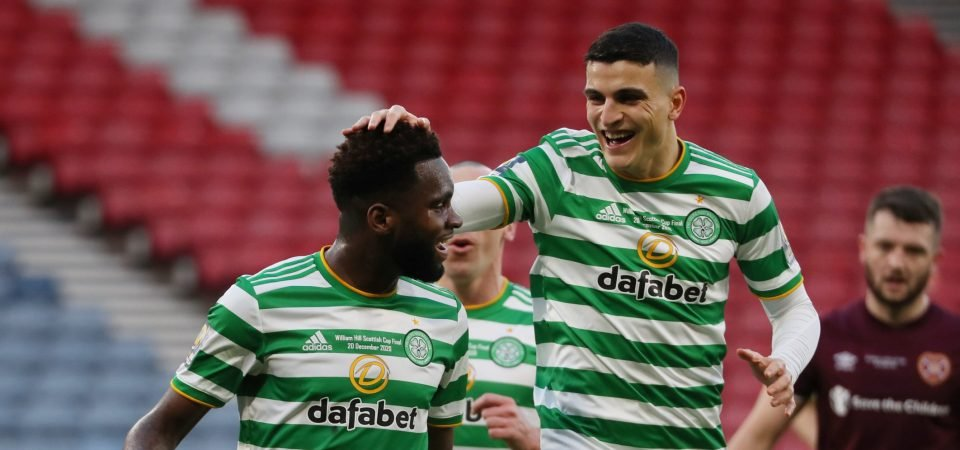 Aston Villa must seize perfect chance to sign Celtic striker Odsonne Edouard