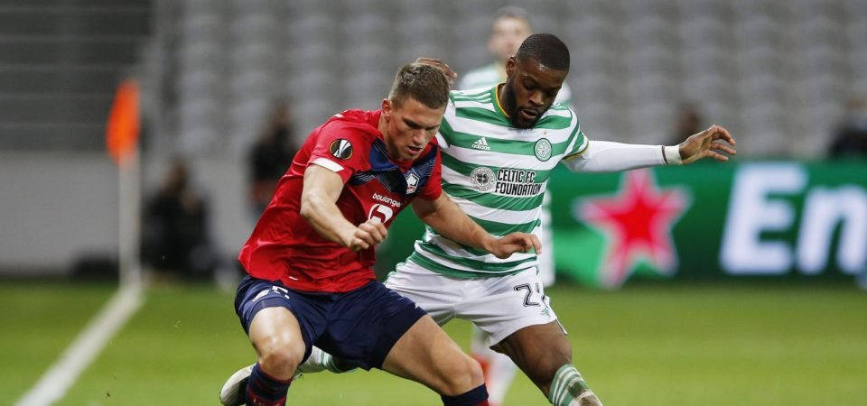 Celtic: Olivier Ntcham not helping his cause