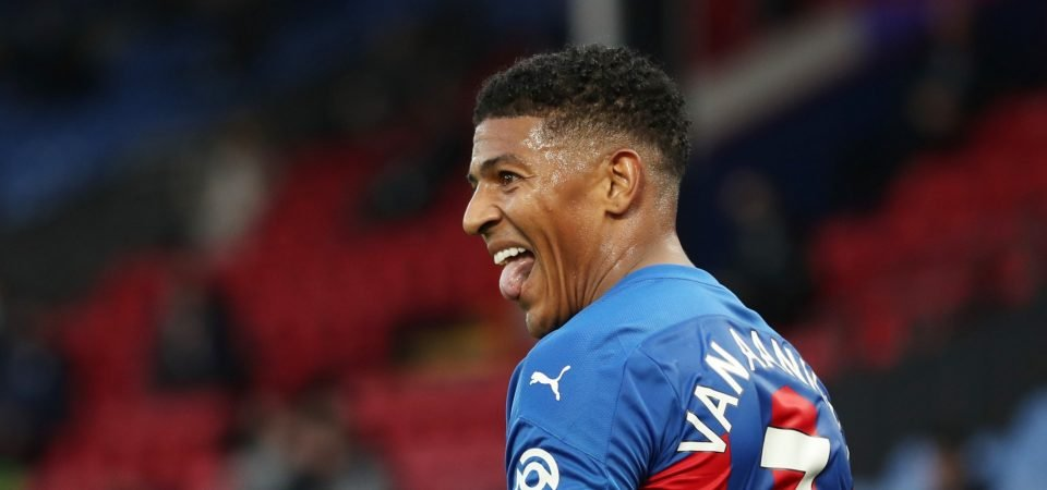 Leeds must win race for Crystal Palace star Patrick van Aanholt amid Galatasaray transfer offer