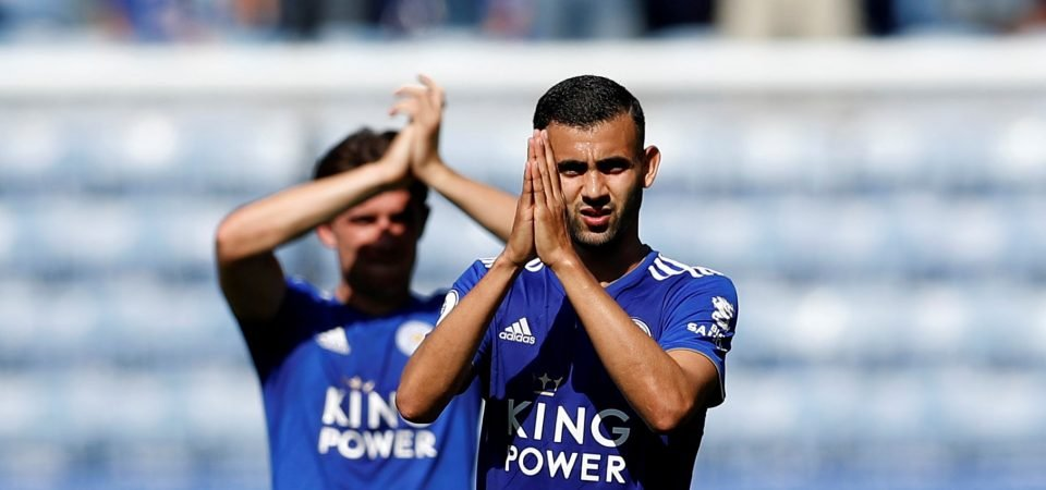 Leicester City could save millions by unleashing Rachid Ghezzal
