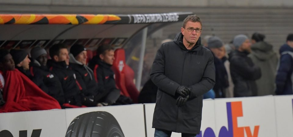 Celtic set to lose the battle for Ralf Rangnick