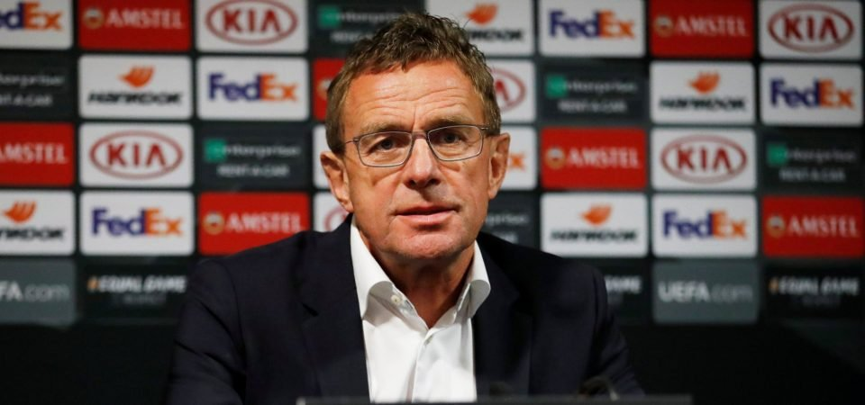 Celtic: Dream Ralf Rangnick appointment still possible