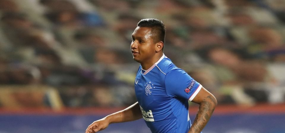 Alfredo Morelos: West Ham will be monitoring Rangers striker, claims Robinson