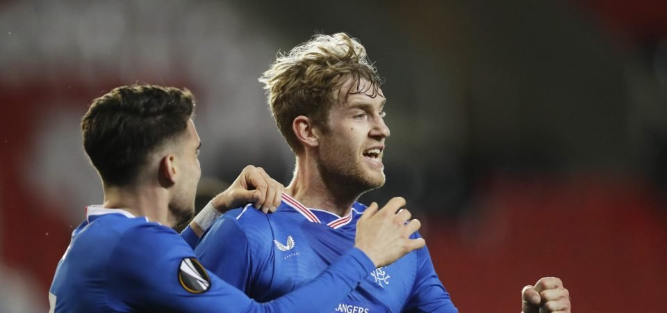 Rangers: Helander may have played his last game under Gerrard