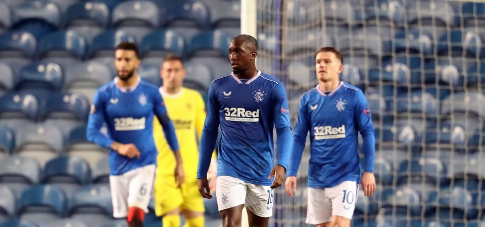 Rangers: Glen Kamara impressed despite defeat at Ibrox