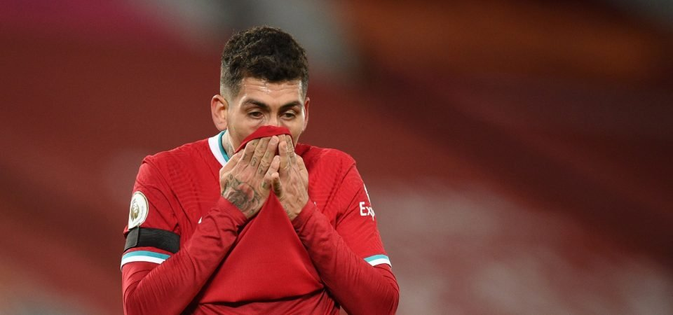 Liverpool: Reds hit by gutting Firmino injury blow for Leipzig tie