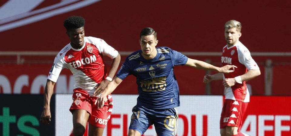 Leeds could sign another Raphinha in Brest's Romain Faivre