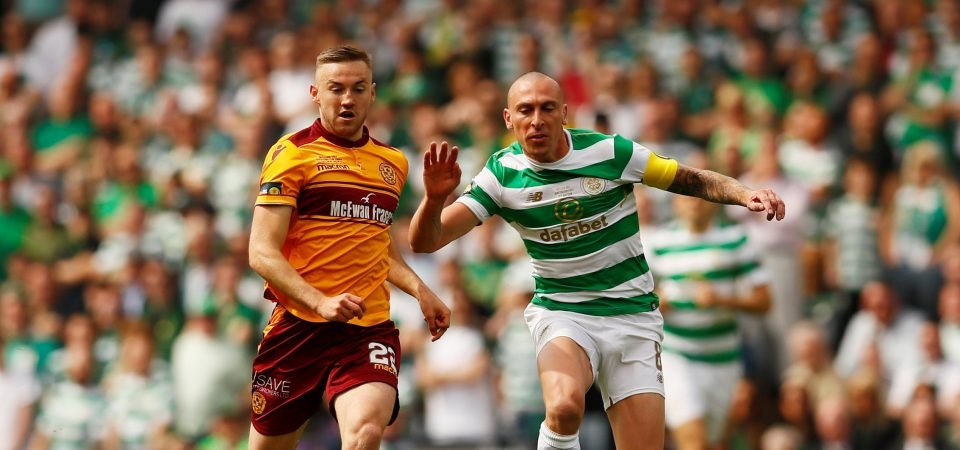 Celtic could replace Scott Brown with Allan Campbell