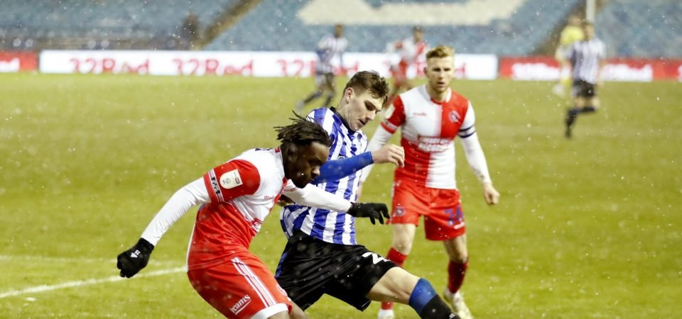 Exclusive: Palmer makes Sheffield Wednesday claim on Liam Shaw