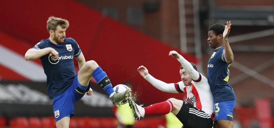 Southampton: Stuart Armstrong was superb in Sheffield United win