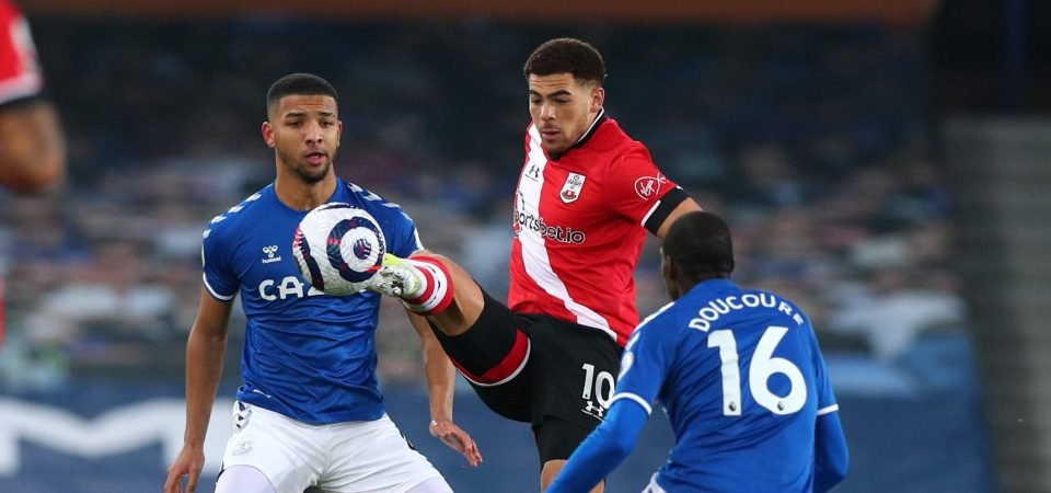Southampton: Che Adams was anonymous in Everton defeat