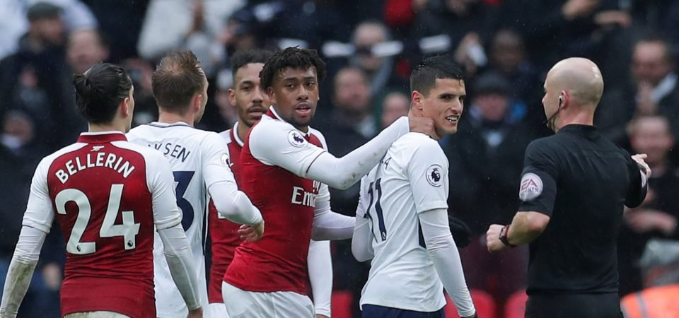 Tottenham: Jose Mourinho should unleash Erik Lamela vs Arsenal