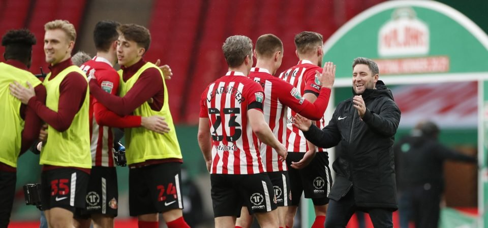 Sunderland's predicted XI to face Lincoln on Saturday