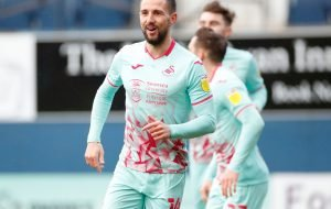 Swansea City: Conor Hourihane was superb in win against Millwall