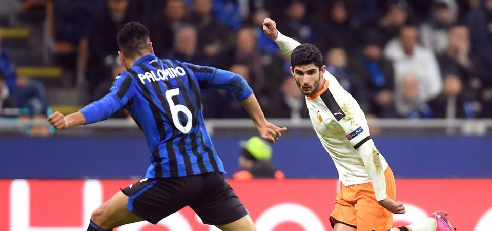 Goncalo Guedes: Valencia to sell West Ham United target