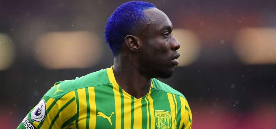 Exclusive: Carlton Palmer hails Mbaye Diagne for West Brom impact
