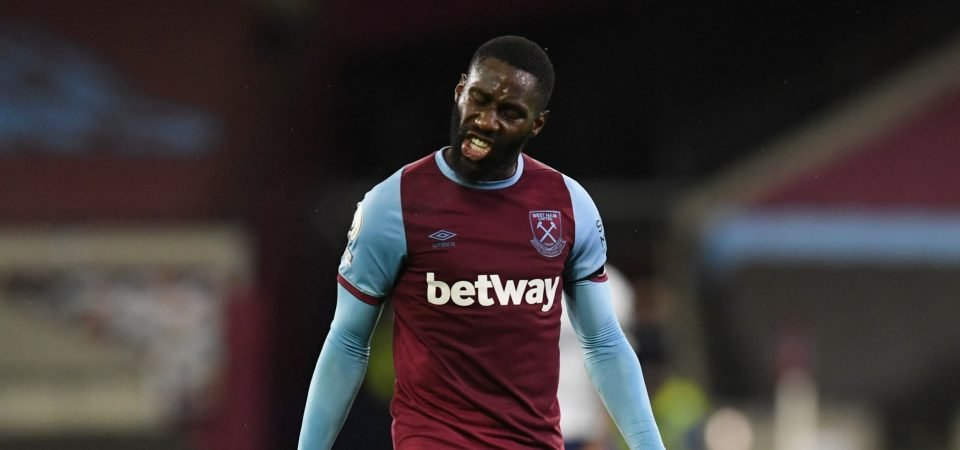 West Ham handed injury boost ahead of Southampton clash