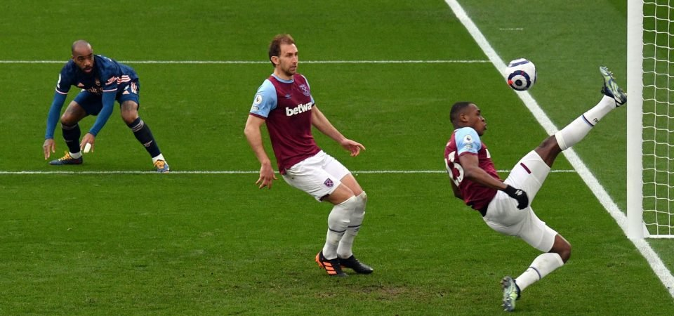 West Ham: Issa Diop should not shirk David Moyes' wrath after shaky Arsenal showing