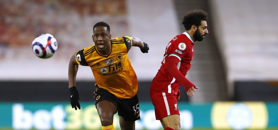 Willy Boly is one that got away for Celtic