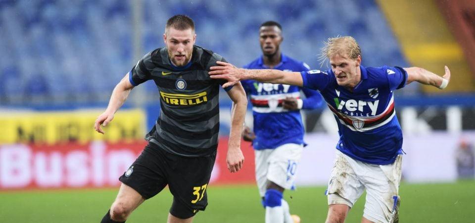 Exclusive: Graham Roberts urges Tottenham to go out and buy Milan Skriniar