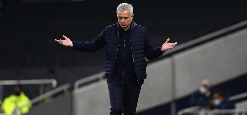 Exclusive: Spurs legend claims Mourinho inspired Man United derby win