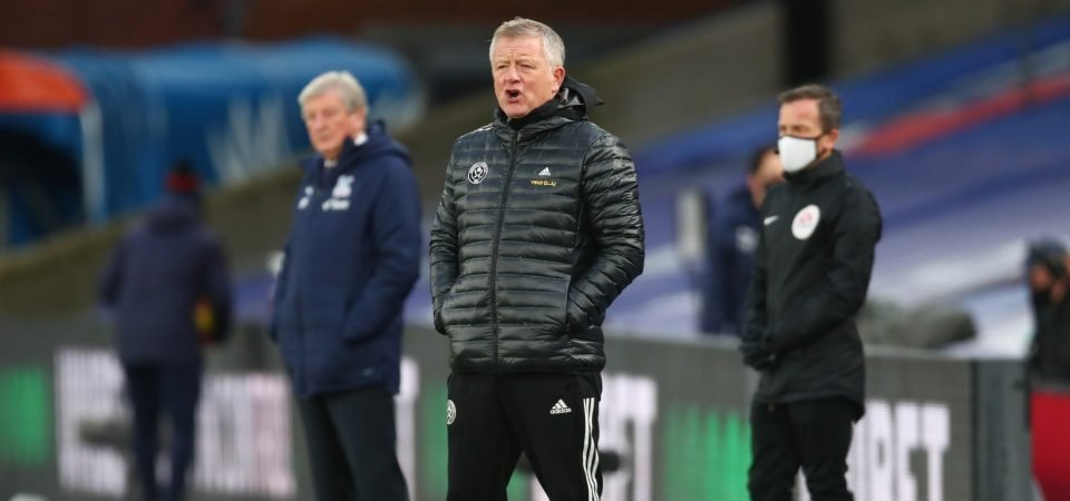 West Brom must make Chris Wilder a priority