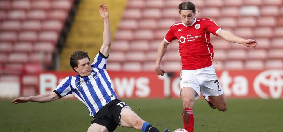 Adam Reach the one negative from Darren Moore's first Sheffield Wednesday win