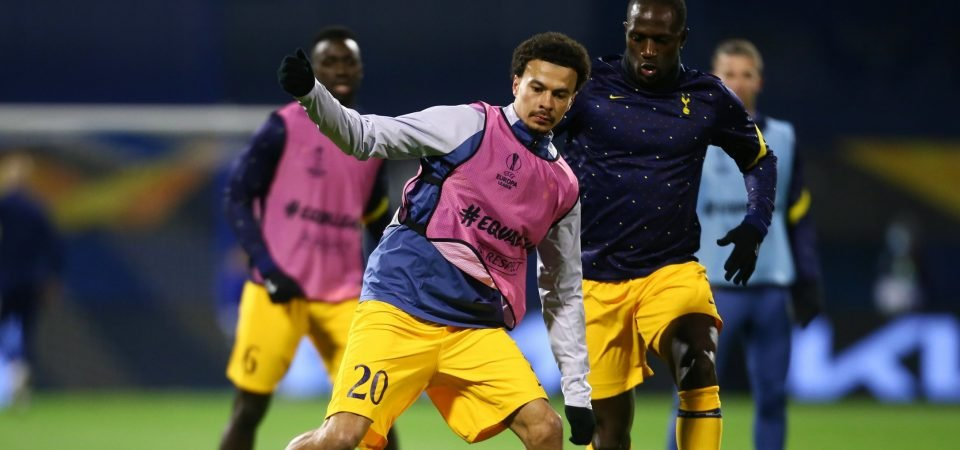 Dele Alli in line for Spurs revival if Brendan Rodgers is appointed