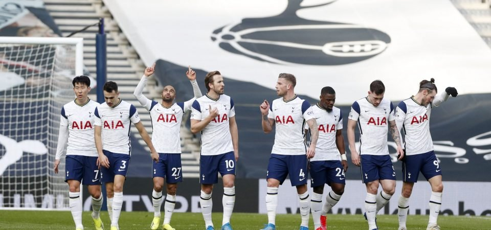 Preview: Spurs XI vs Fulham - latest team and injury news, predicted lineup