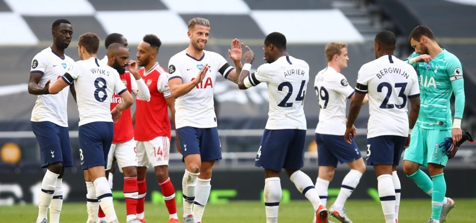 Preview: Spurs XI vs Arsenal - latest team and injury news, predicted lineup