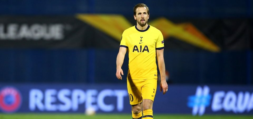 Tottenham exclusive: Barry Fry confident Daniel Levy will block Harry Kane exit