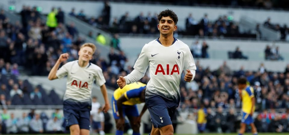 Spurs academy gem Dilan Markanday can replace Dele Alli