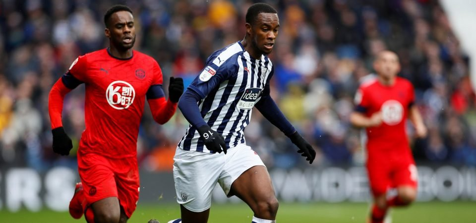 Michael Appleton appointment could save Rekeem Harper's West Brom career