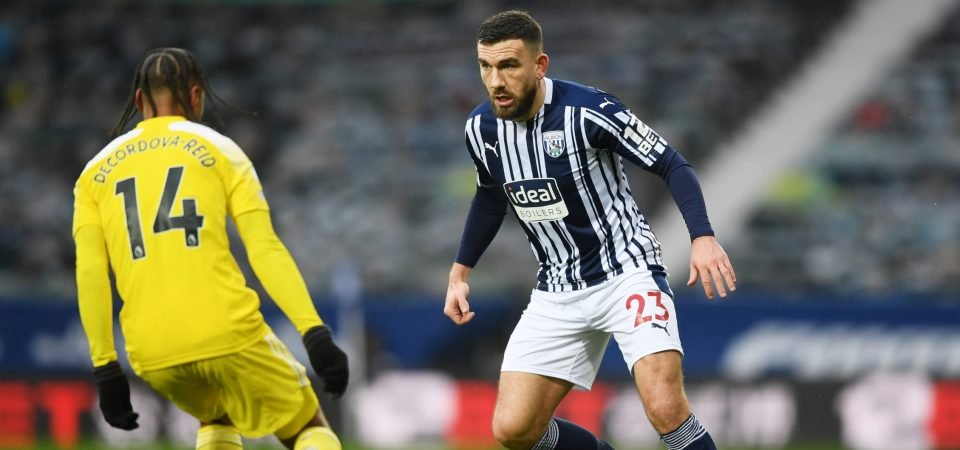 West Brom: Sam Allardyce must start Robert Snodgrass vs Everton