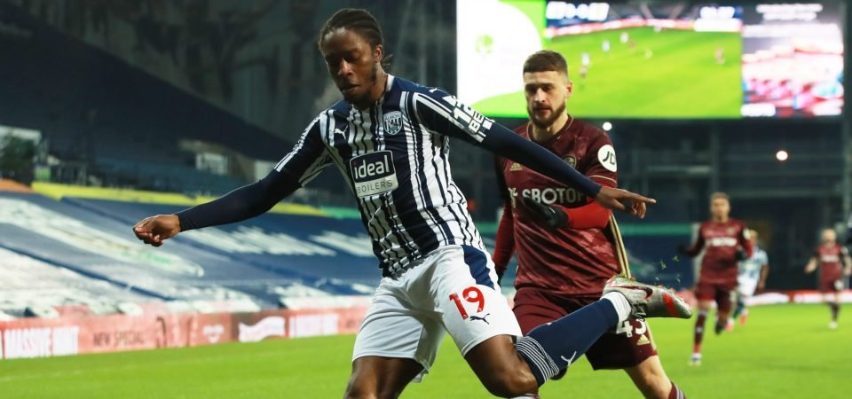 Romaine Sawyers could be like a new signing for West Brom in Championship
