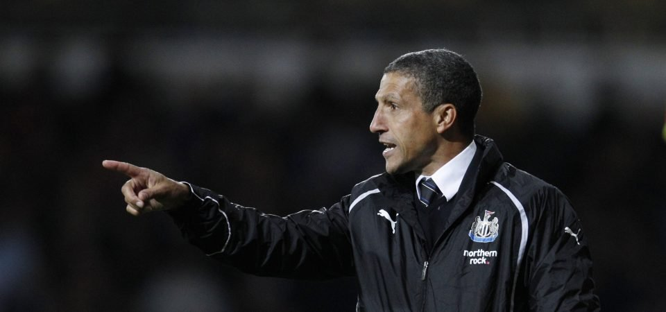 Exclusive: Harewood can't understand why Hughton was sacked by Newcastle