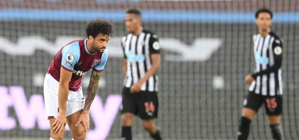 Exclusive: Former Hammers striker says Felipe Anderson must be sold this summer