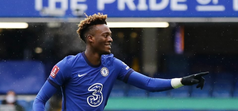 Crystal Palace: Eagles competing with Villa for Abraham