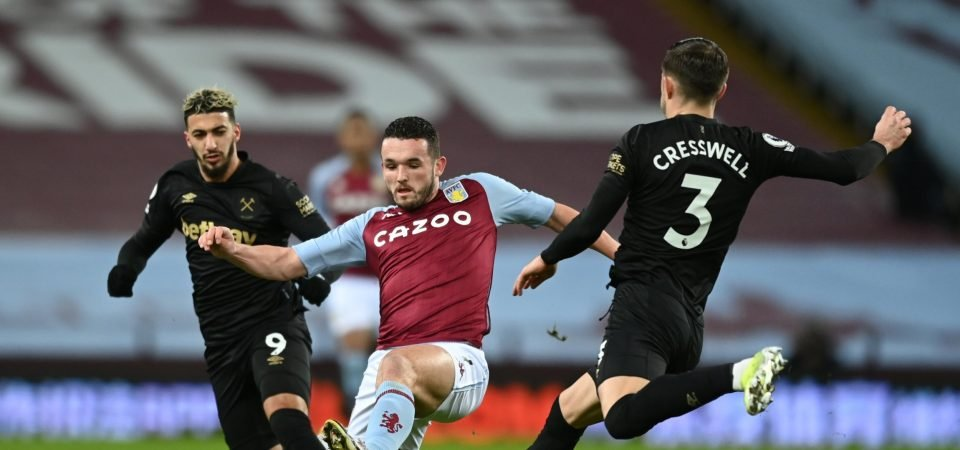 Exclusive: Hendrie annoyed at the thought of Aston Villa losing McGinn to West Ham