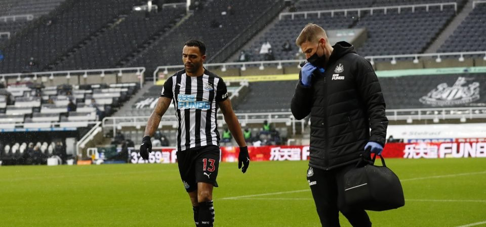 Exclusive: Rob Lee pins Newcastle's survival hopes on Callum Wilson