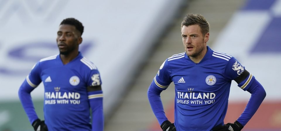 Exclusive: Ex-Leicester winger hails Jamie Vardy role in Iheanacho run