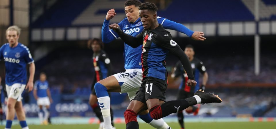 Exclusive: Marcus Bent says Everton revisit Wilfried Zaha interest this summer