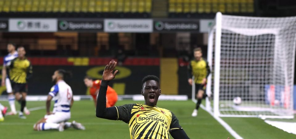 Exclusive: Marcus Bent says Ismaila Sarr would be great fit for Everton