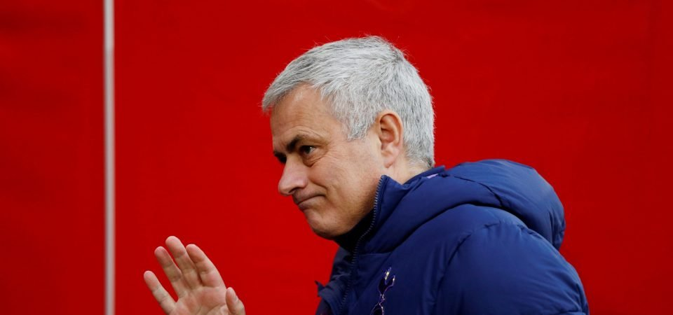 Exclusive: Pundit thinks Mourinho's days in England are over after Tottenham debacle