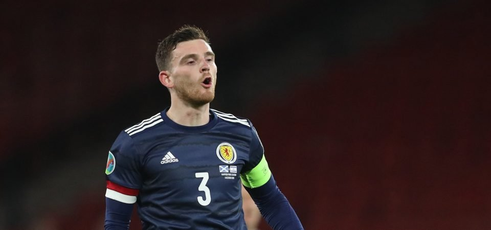 Celtic will rue the day they let Andy Robertson leave